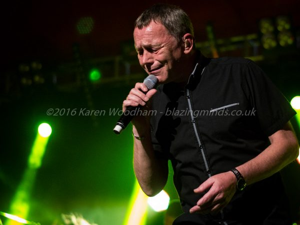 UB40 Taking the Big Top by storm at Coast 2 Coast in Rhyl