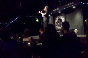'Beat The Frog' at Manchester's Frog and Bucket Comedy Club