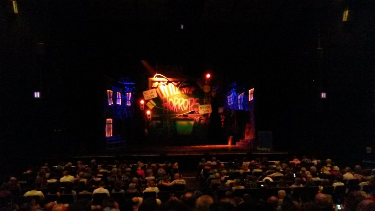 Little Shop of Horrors is a Mean Green Mother of a Musical
