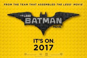 Lego Batman Artwork and Comic-Con Trailer
