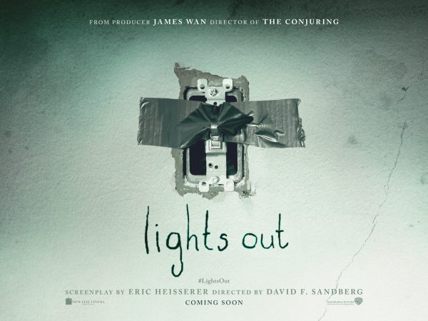 Lights Out Official Artwork