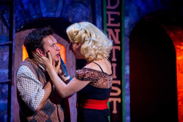 Little Shop of Horrors - Seymour and Audrey