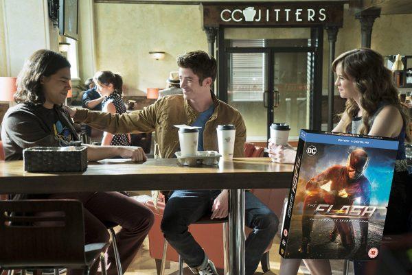 The Flash Season 2 Boxset
