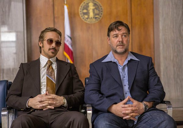 The Nice Guys - First Look Image - Ryan Gosling and Russell Crowe