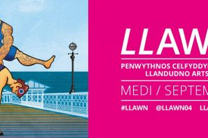 Llawn 04 Heads to Llandudno for Arts and Creative Adventures