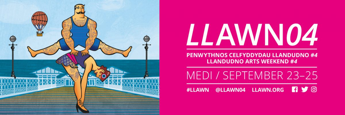 Llawn 04 Heads to Llandudno for Arts and Creative Adventures