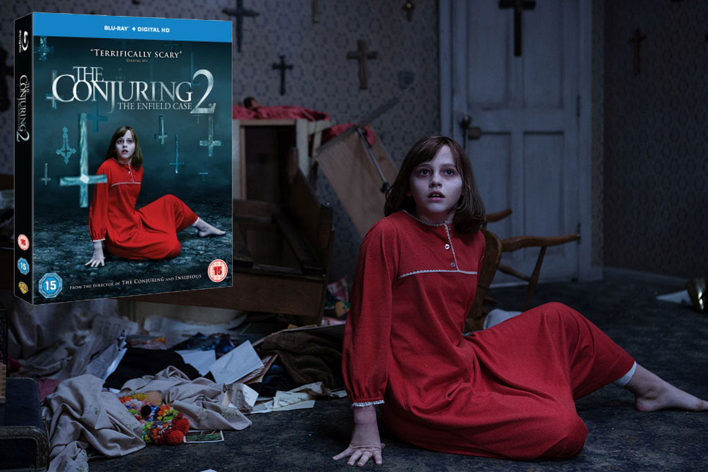 The Horrors That Really Happened – Own The Conjuring 2 on Blu-rayTM & DVD October 17