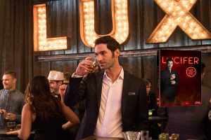 LUCIFER: THE COMPLETE FIRST SEASON Blu-Ray™ & DVD Release Date