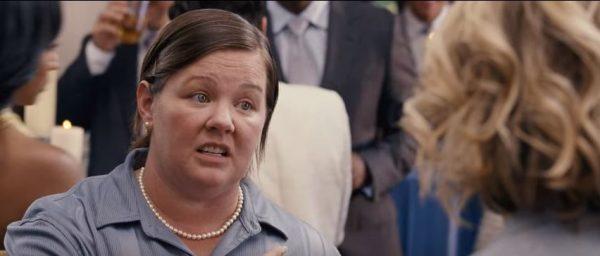 Melissa McCarthy (Bridesmaids) - Scene Stealing Debuts