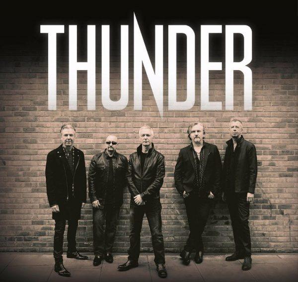 Thunder UK Tour 2017