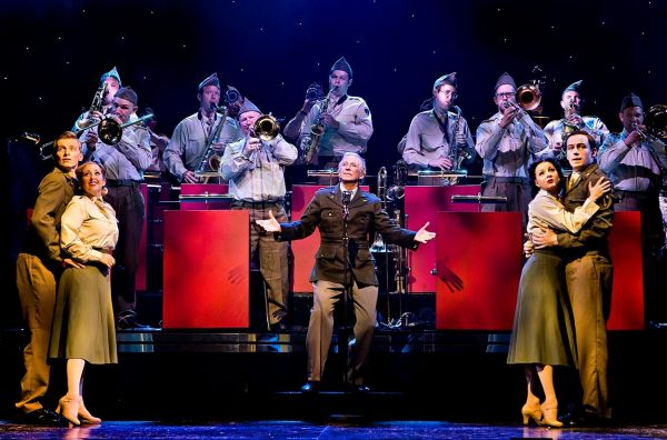 Tommy Steele Production Shot
