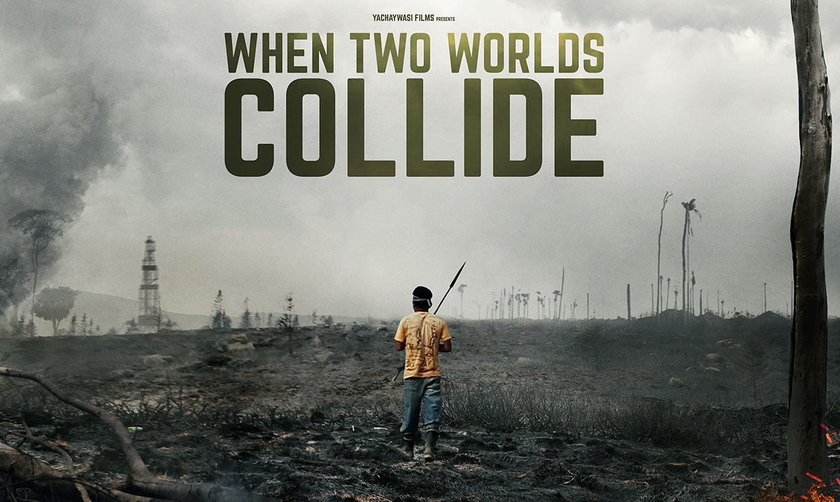When Two Worlds Collide Heads to UK Cinemas