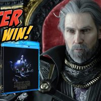 win final fantasy xv: kingsglaive on blu-ray with Blazing Minds
