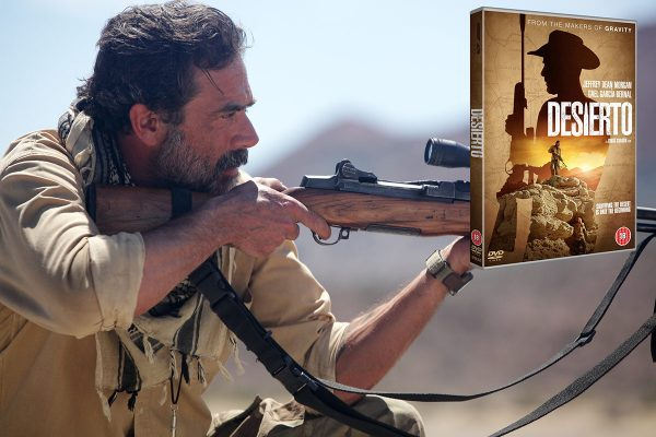 Desierto Heads to Blu-ray and DVD