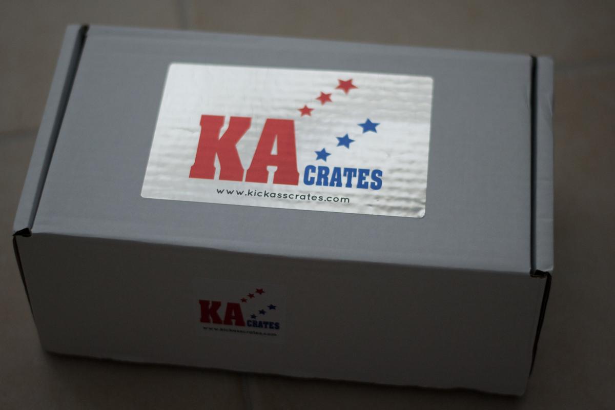 Kick Ass Crates – October Movie Crate! – Review