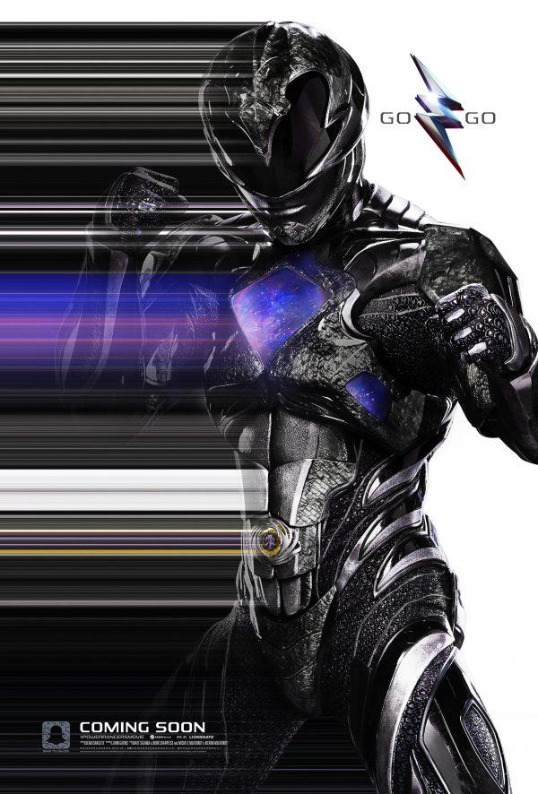 Power Rangers - Black