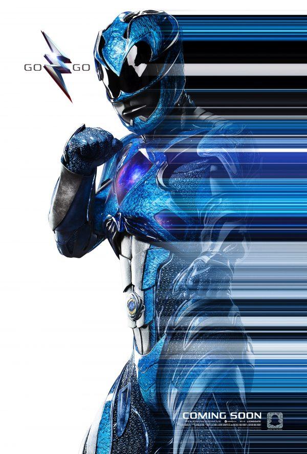 Power Rangers Blue