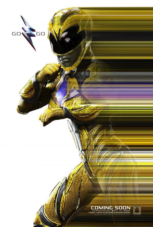 Power Rangers Yellow