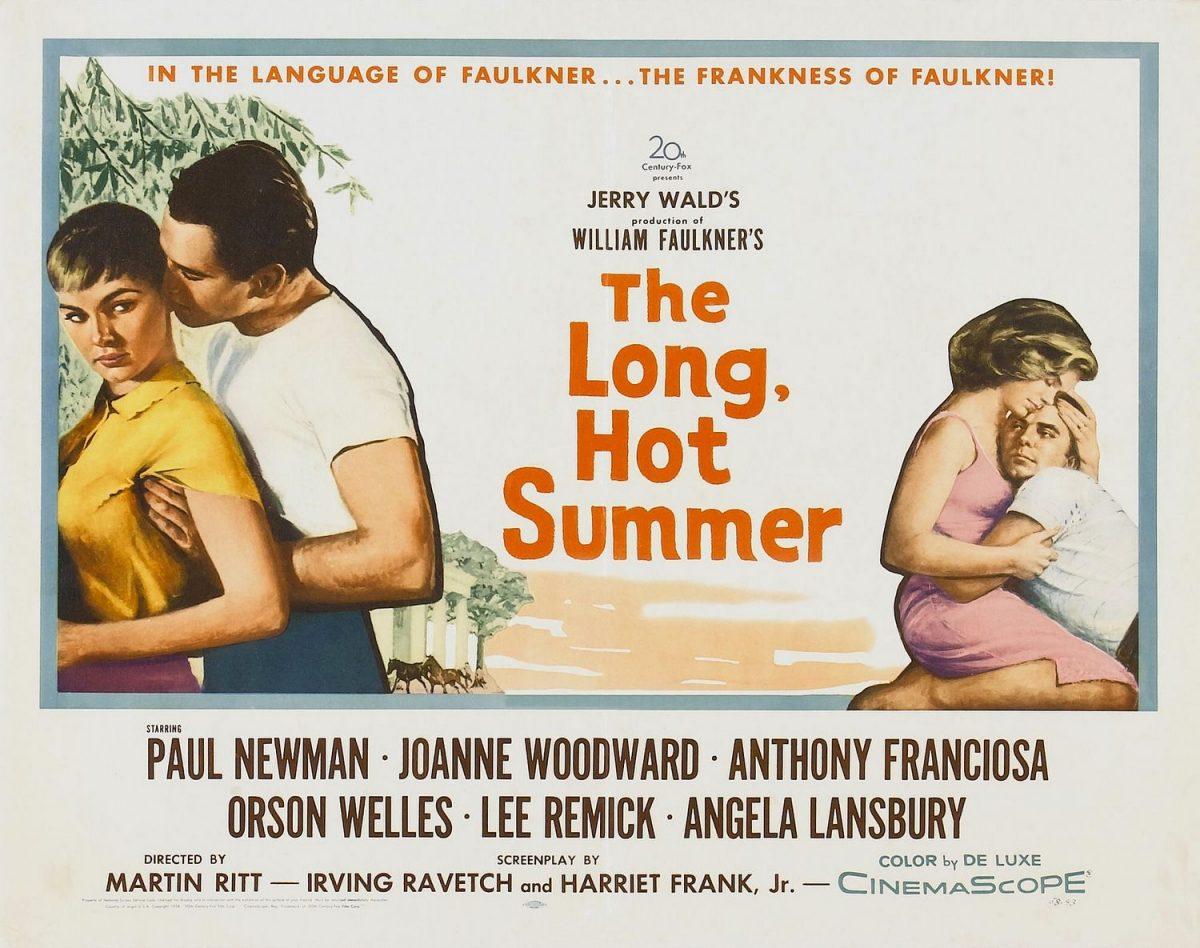 DVD Review: The Long Hot Summer