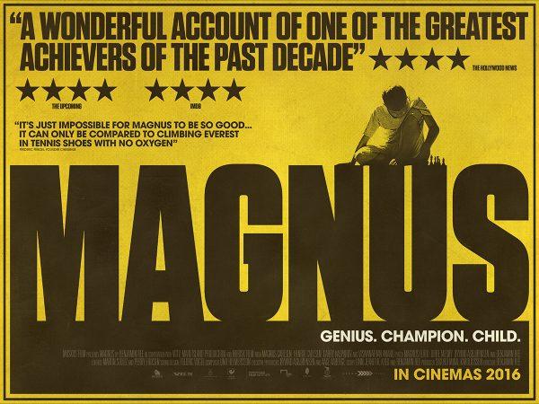 Magnus (Quad) in UK Cinemas 25 November