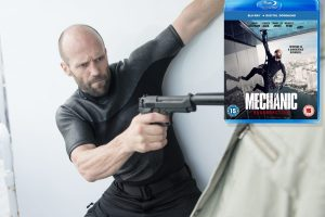 Jason Statham's The Mechanic: Resurrection Explodes on to DVD/Blu-ray and VOD