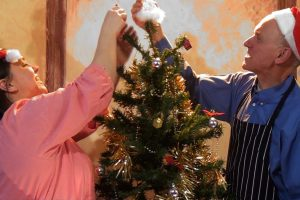 Bert & Cherry's Christmas Plum Pudding