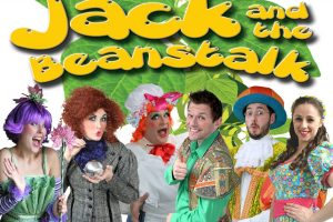 Jack and the Beanstalk, A Traditional Panto at Theatr Colwyn