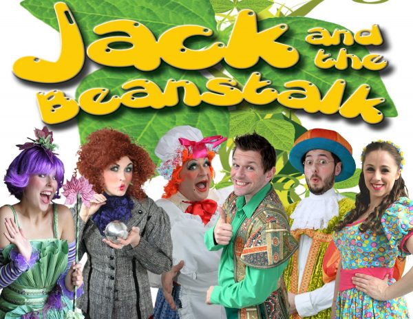Cast of Jack and the Beanstalk (Theatr Colwyn)