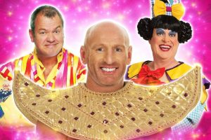 Aladdin at Venue Cymru is a Magical Success