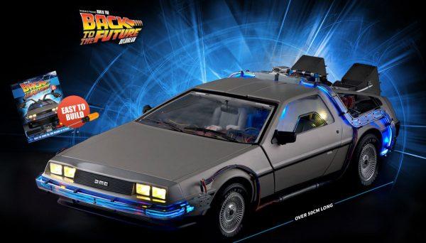 Build your own DeLorean