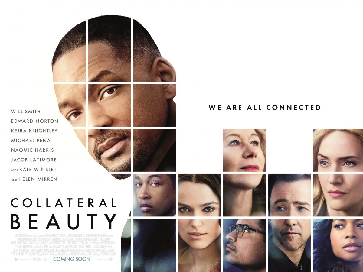 Win Collateral Beauty Merchandise with Blazing Minds