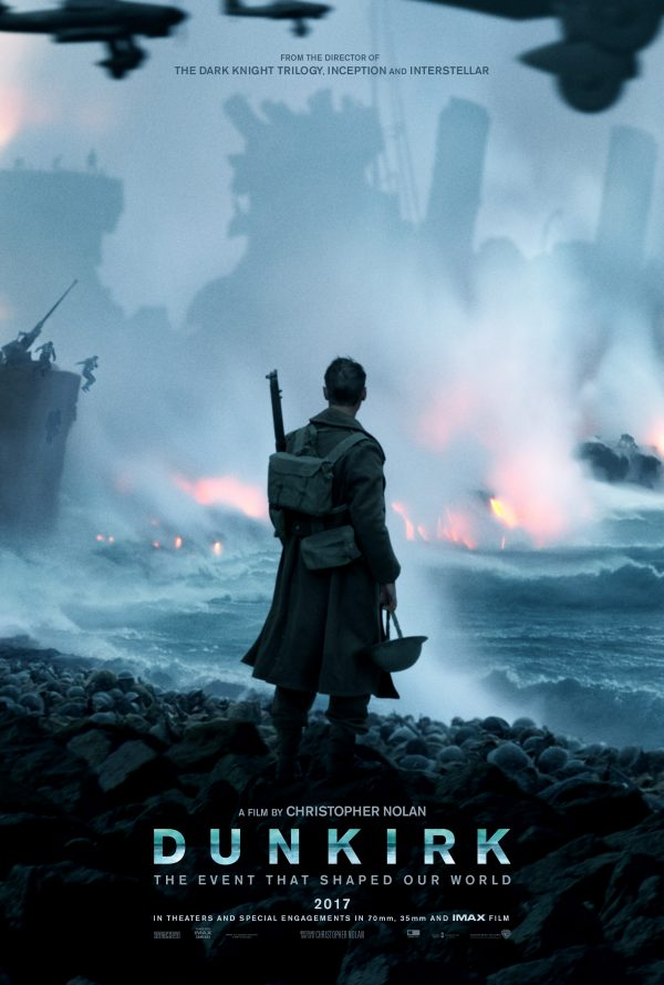 Dunkirk Official Movie Poster