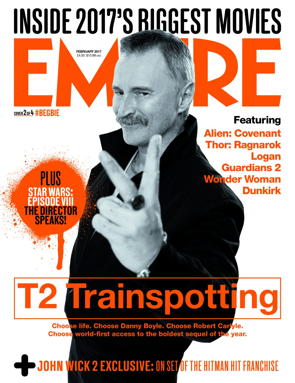 Much anticipated sequel T2 Trainspotting revealed