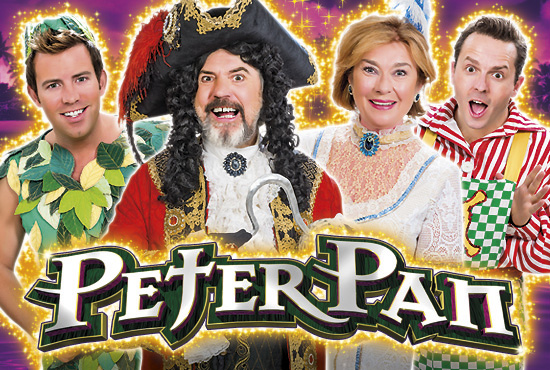 Peter Pan Flew His Way into Our Hearts at The Rhyl Pavilion