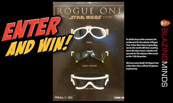 RealD 3D Rogue One 3D Glasses