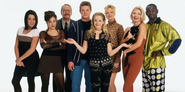 Sabrina The Teenage Witch (Cast)