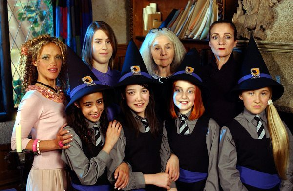 Cast of The Worst Witch