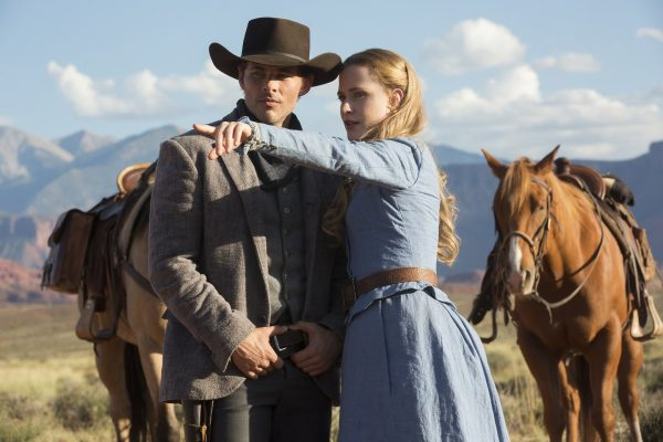 Westworld - Teddy and Delores