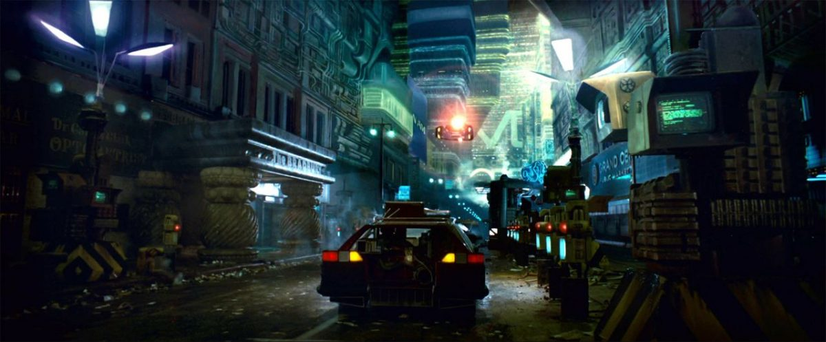 A first look at Blade Runner 2049 – Teaser Trailer!