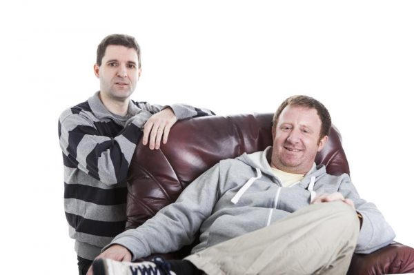 Phil and Steve (The Daily Skid)