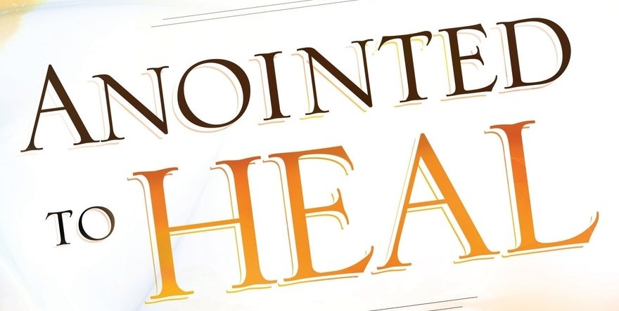 Anointed to Heal Review on Blazing Minds by Rus Jeffrey