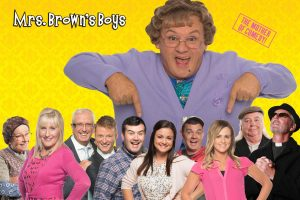 Mrs Brown's Boys Returns to North Wales this Year