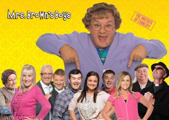 Mrs Browns Boys 2017 Rhyl