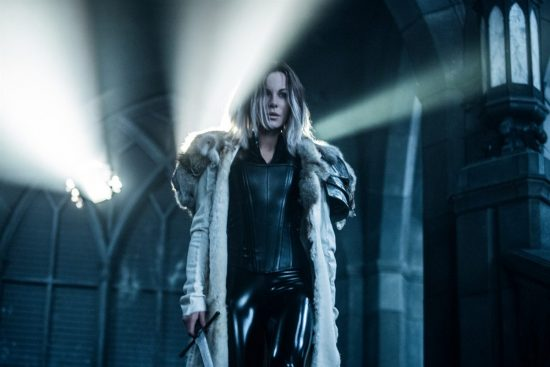 Selene (Kate Beckinsale) - Underworld: Blood Wars