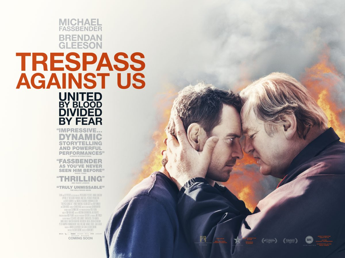 Trespass Against Us ­- New Poster, Trailer and Release Date