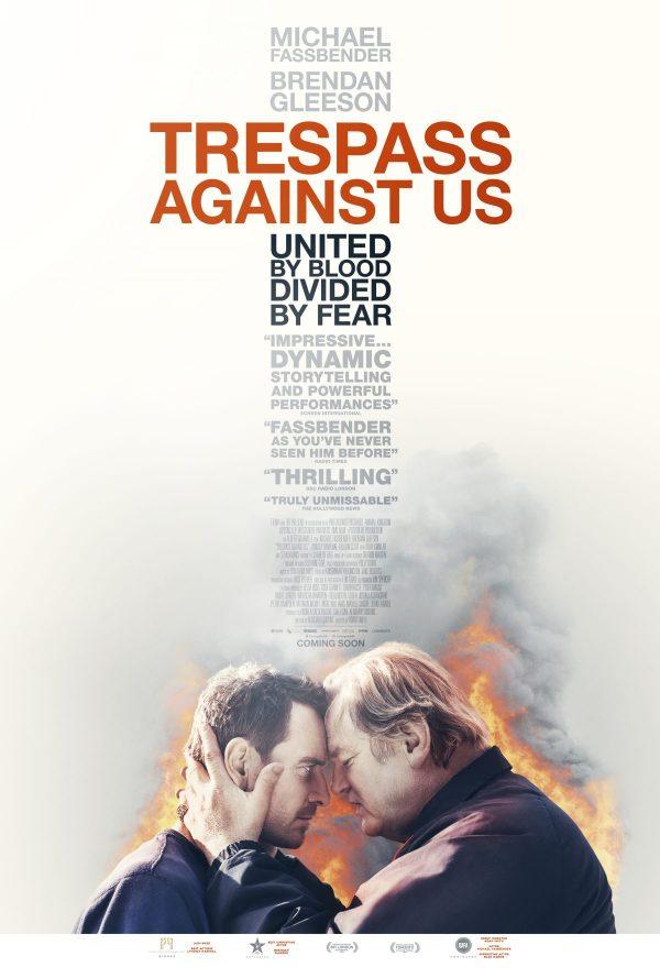 Trespass Against Us New Poster