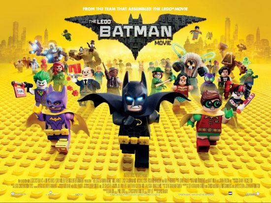The LEGO Batman Movie Official artwork