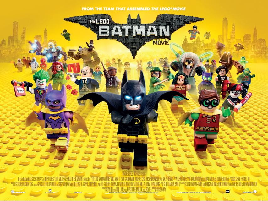 The LEGO Batman Movie Official artwork