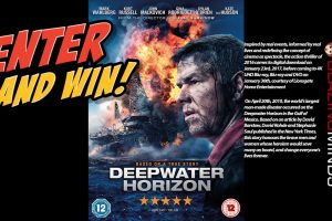 Win Deepwater Horizon on DVD and a Poster
