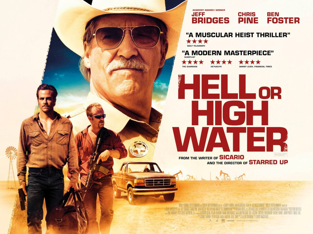 Hell or High Water (Poster)